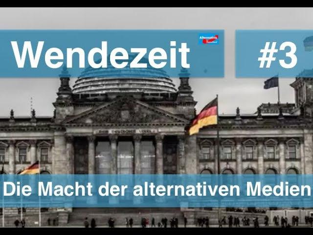 Macht der alternativen Medien Thorsten Schulte Dr Bastian Behrens Joana Cotar Peter Boehringer
