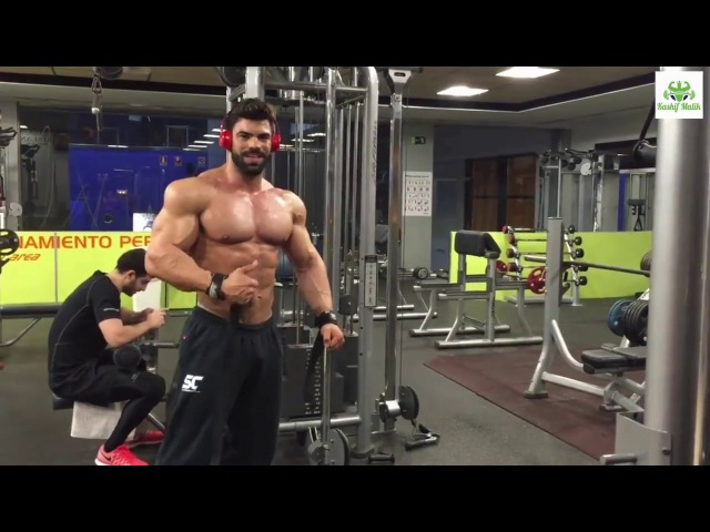 Insane Workout With Aesthetic - sadik hadzovic,Sergi Constance,Lazar Angelov,Simeon Panda,Ulisses Jr