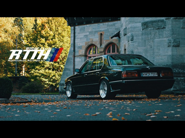 BMW e23 by C D CarDesign
