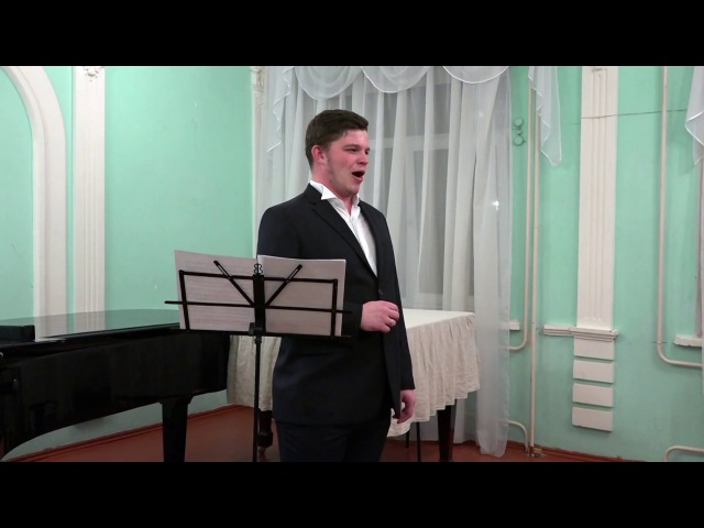 Степан Воклов - Ария Лепорелло со списком