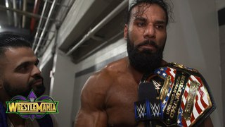 #My1 Jinder Mahal will be U.S. Champion for as long as he desires: Exclusive, April 8, 2018