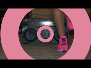 ZUMBA ®FITNESSЗУМБАТанцуйРадуйсяСтройней Kick It Up With New Zumba® Wear Sneakers