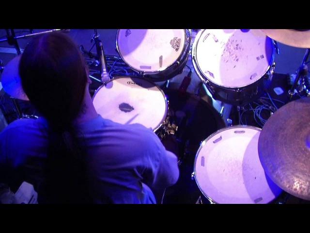Defeated Sanity-Lille Gruber drumcam /NARAKA/ 2011 S.K-Mofos-TV