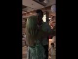 То чувство, когда муж захотел потанцевать, а жена забыла как это делается и хочет целоваться, а не танцевать?