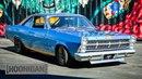 700HP 427 SOHC 1967 Ford Fairlane DT250