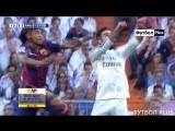 Неймар против Реал Мадрид в гостях 2014 HD