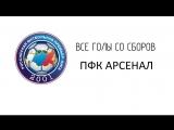 Зимние Тренировочные сборы. Товарищеские матчи - ПФК АРСЕНАЛ