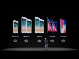 iPhone 8, iPhone 8 Plus и iPhone X  презентация Apple за 8 минут на русском