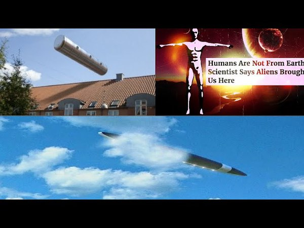 UKNOWN Cigar Shaped Objects Filmed WORLDWIDE! UFOs Evidence Humans Are NOT From Earth! 2122018
