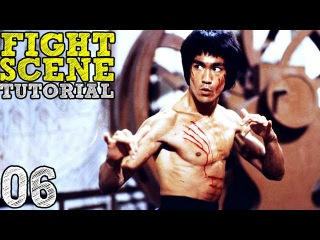 How to Film a Fight Scene: Punches and Blocks (taught by stuntmen)