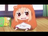 Двуличная сестрёнка Умару ТВ-2 / Himouto! Umaru-chan R - 6 серия [AniDub]