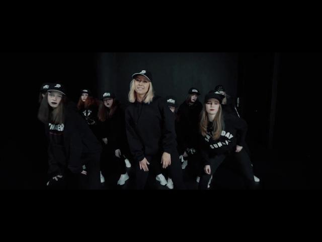 Stefflon Don - 16 shots | choreo by Elena Lokteva | Высшая школа уличного танца Effort