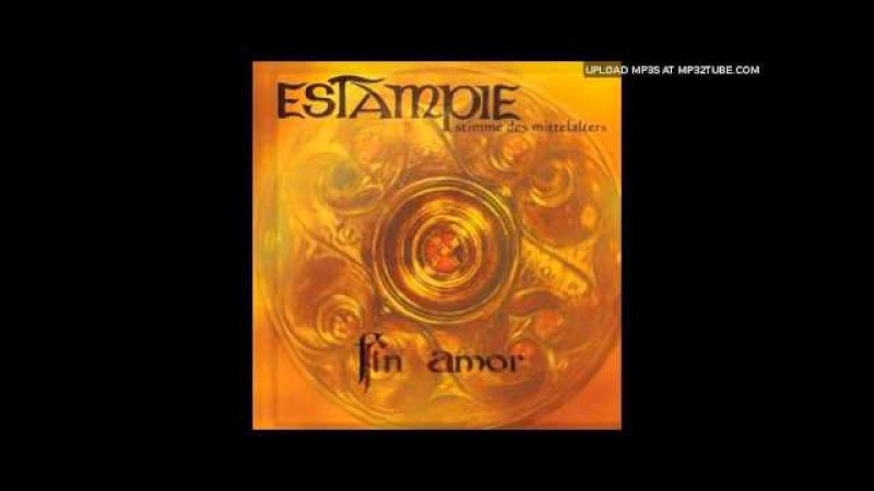 Estampie - Bluomenrot