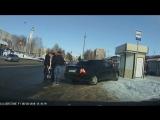 Парковочные разборки