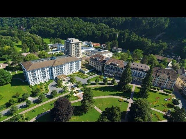 Курорт Бад Рагац (Швейцария) Bad Ragaz (Switzerland)
