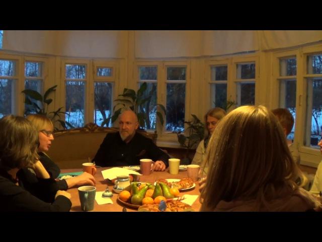 Встреча с Ларсом Соби Кристенсеном 2 12 2017