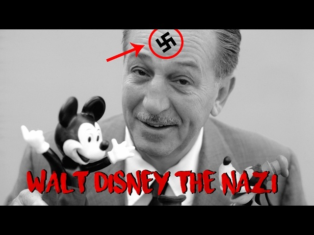 Walt Disney The Nazi Sympathizer