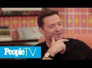 Hugh Jackman Remembers The Day He Met His Wife Deb At His First Job After Drama School PeopleTV