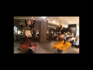Iris Tribe - Desert rose (ATS® bellydance) - Tango Solar party