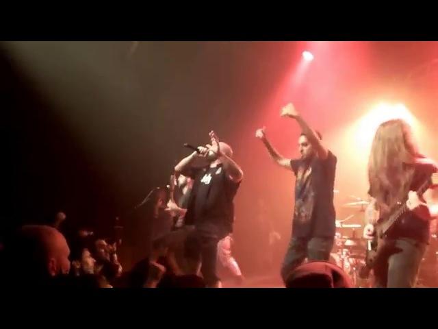BENIGHTED Carnivore Sublime Live @ MJC O Totem (Lyon - France)