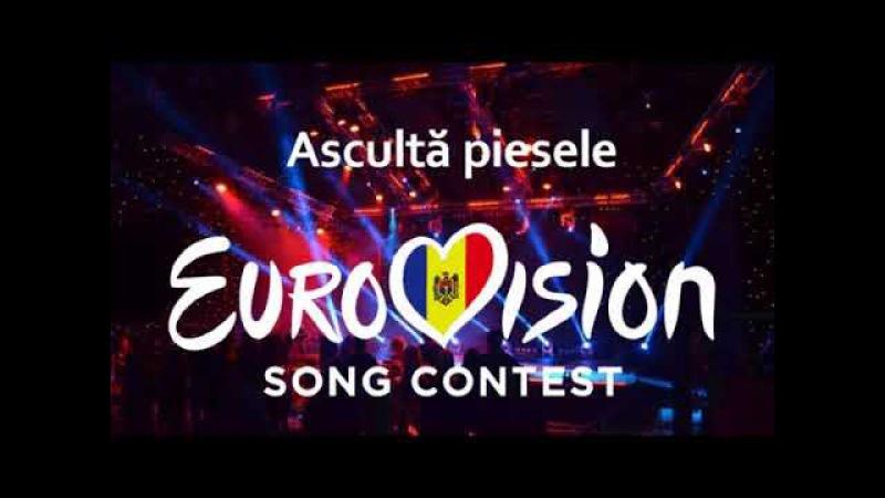 Eurovision 2018 Selecția Națională Marina Cudalb Bianco e nero
