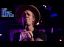 Justin Bieber Performs Big Girls Don't Cry on Lip Sync Battle