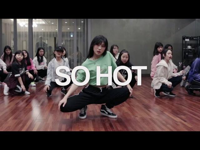 블랙핑크(BLACKPINK) So Hot 안무연습영상 Jinny