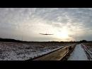 Сонково, январские полетушки с Диманом дубль 2