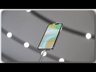 Another iPhone X in the wild