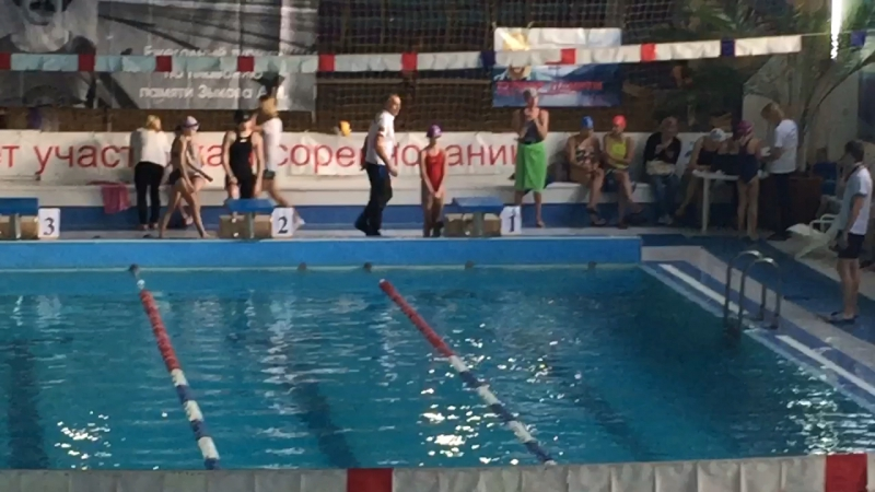 Дудинова Мария Брасс 50м