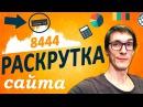 Как раскрутить сайт самостоятельно до 8000 посетителей SEO продвижение сайта в Яндексе и Google