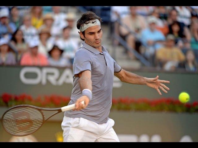 2006 Roger Federer v Ivan Ljubicic (Final) Miami 2006