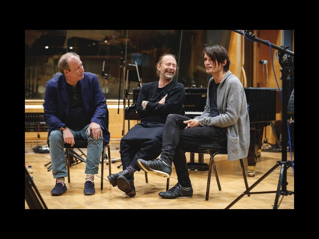 Hans Zimmer And Radiohead Collaboration Creating ocean bloom Blue Planet II Prequel