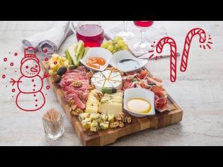 Винная тарелка - Доставка продуктов с рецептами Шефмаркет