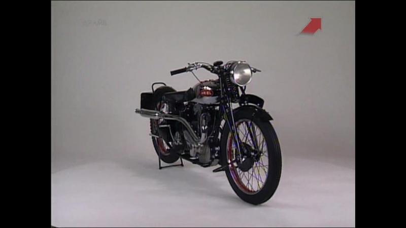 Английские мотоциклы от А до Я - 01