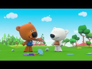 Мультфильм Мимимишки все серии подряд - Первооткрыватель - Лучшие мультики детям!