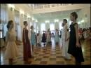 Липецкие дети танцуют Полонез на Благотворительном Балу в Доме Пашкова 11.02.18г.