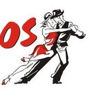 """Логотип """"Amigos"""" клуб аргентинского танго в Саратове"""