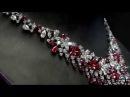Carissa Necklace Masterpiece by Graff Jewellery Presentation Visualization Render