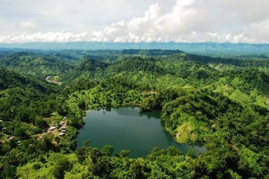Озеро Бога в Бангладеш, изображение №2