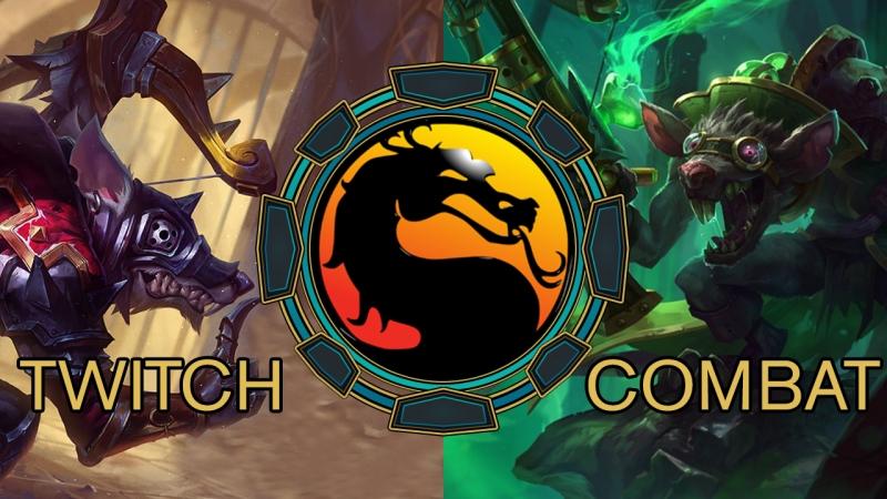 Twitch Combat | DPS8