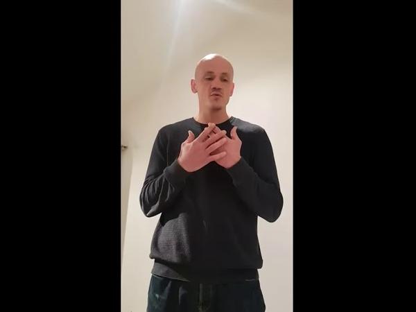GILET JAUNE ACTE 8⚠️URGENT ⚠️ Voici la vidéo de Christophe Dettinger avant de se rendre ce matin
