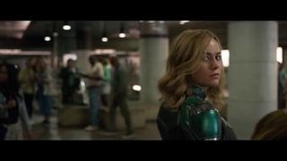 Капитан Марвел⁄ Captain Marvel 2019 Дублированный трейлер