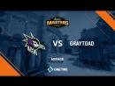 Uya vs Graytoad (de_mirage)   DreamHack Masters Marseille 2018 China