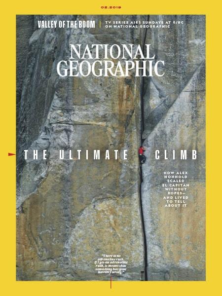 National Geographic USA 02.2019