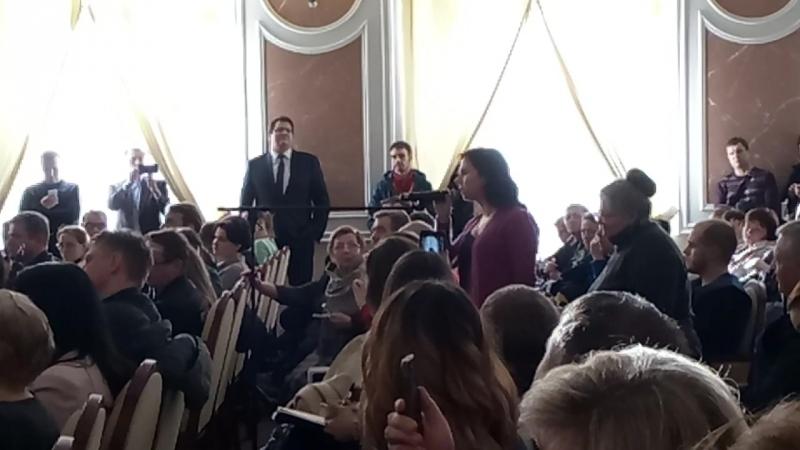 Слушания по документации для строительства 2 х мусоросжигающих заводов в производственной зоне Каменка Выборгского р на СПб 2