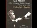 Requiem Verdi Karajan Stella Dominguez Gedda Modesti