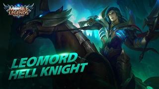 New Hero   Hell Knight   Leomord   Mobile Legends: Bang Bang!