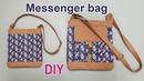 메신저백/가방 만들기/크로스백/Messenger bag/Make a bag/バッグを作る/做個包/Mach eine Tasche