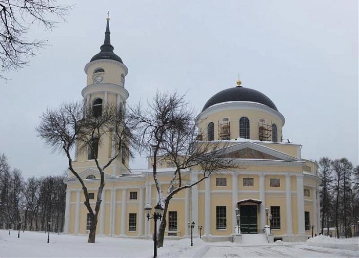 Свято-троицкий кафедральный собор. | ВКонтакте